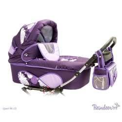 M-13 - Детская коляска Reindeer Mega (2 в 1)