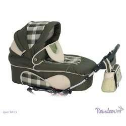 M-15 - Детская коляска Reindeer Mega (2 в 1)