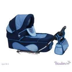 M-3 - Детская коляска Reindeer Mega (2 в 1)