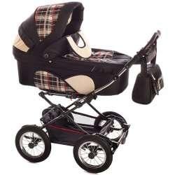 M-19 - Детская коляска Reindeer Mega (3 в 1)