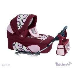 М-10 - Детская коляска Reindeer Mega (3 в 1)