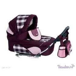 М-14 - Детская коляска Reindeer Mega (3 в 1)