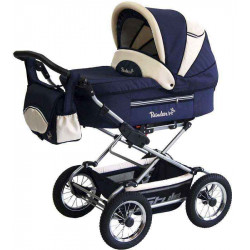 S 5 - Детская коляска Reindeer Style (2 в 1)