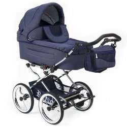 R-2 - Детская коляска Reindeer Retro (3 в 1)
