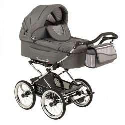 R-3 - Детская коляска Reindeer Retro (2 в 1)