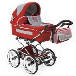 R-5 - Детская коляска Reindeer Retro (2 в 1)