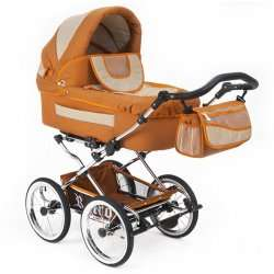 R-7 - Детская коляска Reindeer Retro (2 в 1)