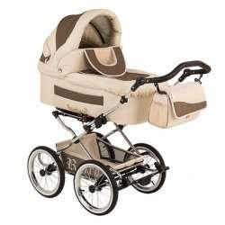 R-8 - Детская коляска Reindeer Retro (3 в 1)