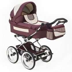 R-9 - Детская коляска Reindeer Retro (3 в 1)