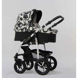 20S - Детская коляска Retrus Danco 2 в 1