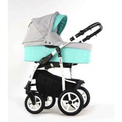 58S - Детская коляска Retrus Danco 2 в 1