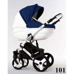 101 - Детская коляска Retrus Dynamic 3 в 1