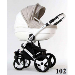 102 - Детская коляска Retrus Dynamic 3 в 1