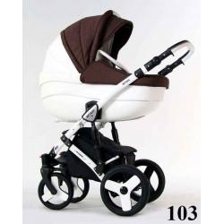 103 - Детская коляска Retrus Dynamic 3 в 1