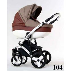 104 - Детская коляска Retrus Dynamic 3 в 1