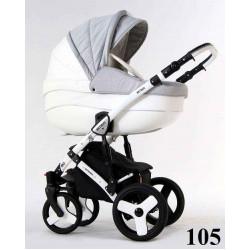 105 - Детская коляска Retrus Dynamic 3 в 1