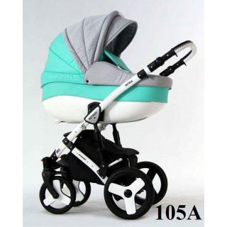 Детская коляска Retrus Dynamic 3 в 1