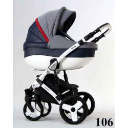 106 - Детская коляска Retrus Dynamic 3 в 1