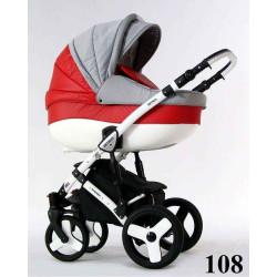 108 - Детская коляска Retrus Dynamic 3 в 1