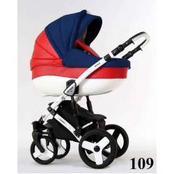 109 - Детская коляска Retrus Dynamic 3 в 1