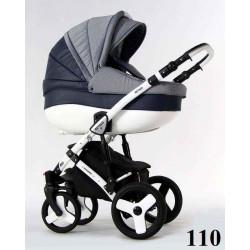 110 - Детская коляска Retrus Dynamic 3 в 1
