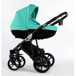 25 - Детская коляска Retrus Milano 3 в 1