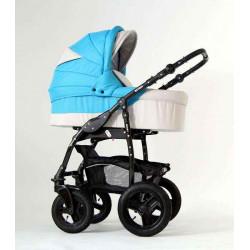04 - Детская коляска Retrus Rocky 2 в 1