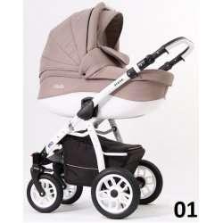 01 - Детская коляска Retrus Stella 3 в 1
