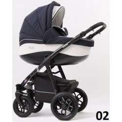 02 - Детская коляска Retrus Stella 3 в 1
