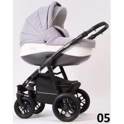 05 - Детская коляска Retrus Stella 3 в 1
