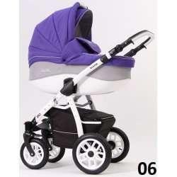 06 - Детская коляска Retrus Stella 3 в 1