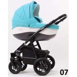 07 - Детская коляска Retrus Stella 3 в 1