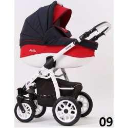 09 - Детская коляска Retrus Stella 3 в 1