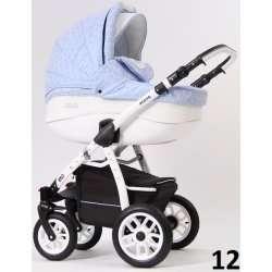 12 - Детская коляска Retrus Stella 3 в 1