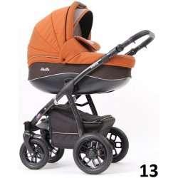 13 - Детская коляска Retrus Stella 3 в 1