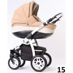 15 - Детская коляска Retrus Stella 3 в 1