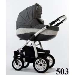 503 - Детская коляска Retrus Stella 3 в 1