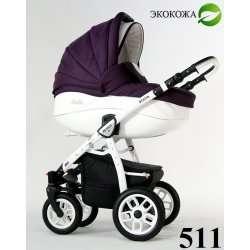 511 - Детская коляска Retrus Stella 3 в 1
