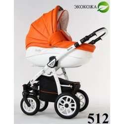 512 - Детская коляска Retrus Stella 3 в 1