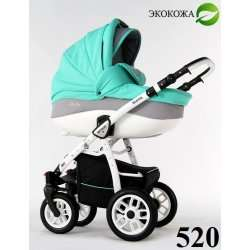 520 - Детская коляска Retrus Stella 3 в 1