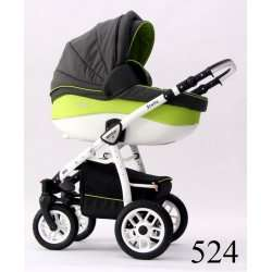 524 - Детская коляска Retrus Stella 3 в 1