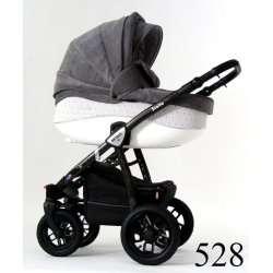 528 - Детская коляска Retrus Stella 3 в 1