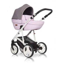 05 розовый - Детская коляска Riko Basic Aicon 2 в 1