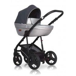 08 графит-серый - Детская коляска Riko Basic Aicon 2 в 1