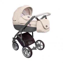 Almond - Детская коляска Roan Bass 3 в 1