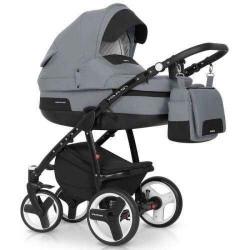 graphite-6 - Детская коляска Riko Re-Flex 2 в 1