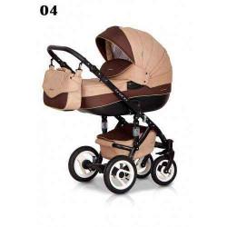 04 - Детская коляска Riko Brano 3 в 1