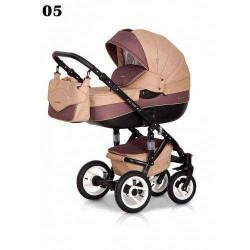 05 - Детская коляска Riko Brano 3 в 1