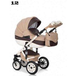 12 - Детская коляска Riko Brano Ecco 3 в 1