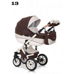 13 - Детская коляска Riko Brano Ecco 3 в 1